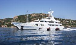 Talisman Maiton yacht charter