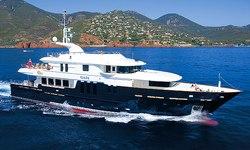 Gaja yacht charter