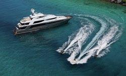 Muchos Mas yacht charter