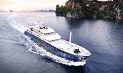 Northern Sun yacht charter