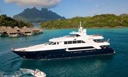 Playpen yacht charter