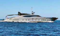 Escape II yacht charter