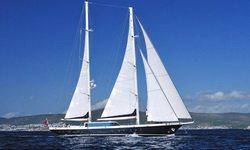 Tuyika S yacht charter
