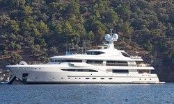 Sea Rhapsody yacht charter