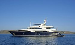 Grande Amore yacht charter