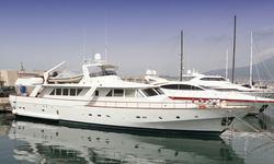 Hathor yacht charter