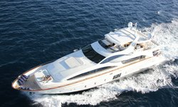 Andiamo! yacht charter