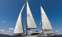 Merlin yacht charter