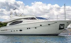 Estia Yi yacht charter