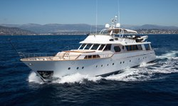 Libertus yacht charter