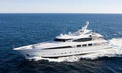 La Tania yacht charter