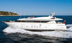Talila yacht charter