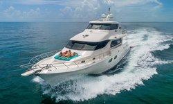 Andiamo yacht charter
