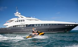 Lady L yacht charter