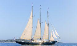 Sir Winston Churchill yacht charter