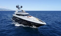 The Shadow yacht charter