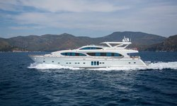 La Rosa yacht charter