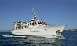 Cape Fane yacht charter