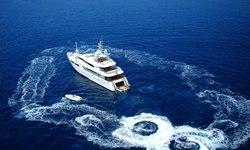 Magenta M yacht charter