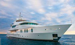Gloria Teresa yacht charter