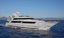 Code 8 yacht charter