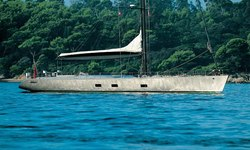 Dark Shadow yacht charter