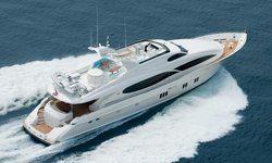 Le Reve yacht charter