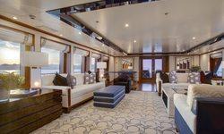 Cynthia yacht charter