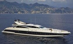 Antelope III yacht charter