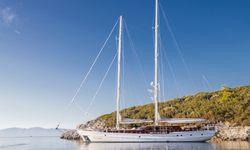 Hic Salta yacht charter