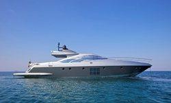 Thea Malta yacht charter