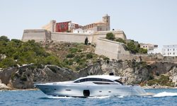 Halley yacht charter