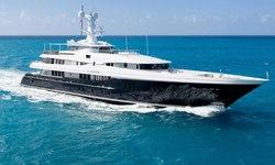 Elysian yacht charter