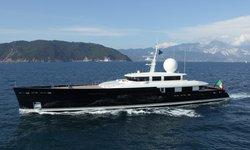Galileo G yacht charter
