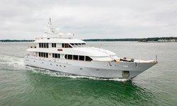 Just Sayin' yacht charter