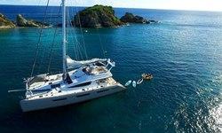 Xenia 74 yacht charter