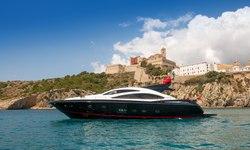 Palumba yacht charter
