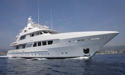 Kathleen Anne yacht charter