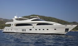 Joan's Beach yacht charter