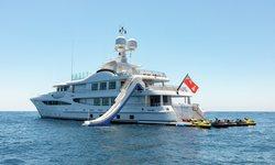 La Mirage yacht charter