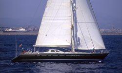 Scarena yacht charter