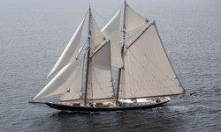 Columbia yacht charter