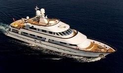 Callista yacht charter