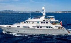 De De yacht charter