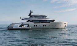 Almax yacht charter
