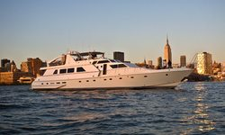 Justine yacht charter