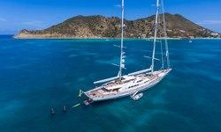 Spirit of the C's yacht charter