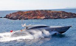 Sun Anemos yacht charter