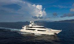 Sheherazade yacht charter