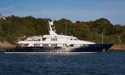 Chantal Ma Vie yacht charter